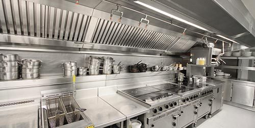 Commercial Kitchens Emrco