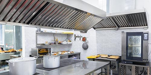Commercial Kitchens - EMRCO