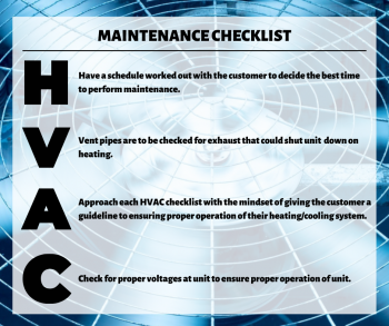 HVAC from A to Z!